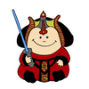 Cartoon: Baby Face (small) by JohnnyCartoons tagged baby,blocks,star,wars