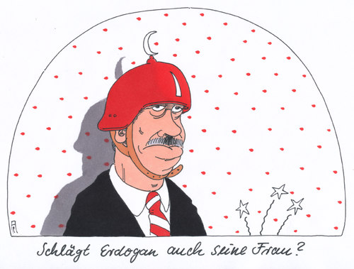 Cartoon: erdogan (medium) by Andreas Prüstel tagged türkei,ministerpräsident,erdogan,bürgerproteste,istanbul,demonstrationen,polizeiensätze,prügelorgien,cartoon,karikatur,andreas,pruestel,türkei,ministerpräsident,erdogan,bürgerproteste,istanbul,demonstrationen,polizeiensätze,prügelorgien,cartoon,karikatur,andreas,pruestel