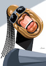 Cartoon: Stevie Wonder (small) by Ulisses-araujo tagged stevie,wonder