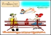 Cartoon: Weekend at the park. (small) by loybart tagged parenthood,weekend,park,inkscape,ubuntu,philippines,lawyer