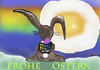 Cartoon: ostern (small) by ab tagged ostern,hase,spiegelei