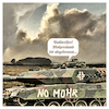 Cartoon: Moorenland (small) by Night Owl tagged moorbrand,katastrophenfall,bundeswehr,wehrsportgruppe,testgelände,niedersachsen,emsland,meppen,raketentest,schießplatz,panzer,nazis
