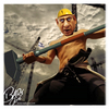 Cartoon: Bibi the Builder (small) by Bart van Leeuwen tagged netanyahu,bibi,israel,palestina