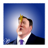 Cartoon: Celebrexy (small) by Bart van Leeuwen tagged brexit,david,cameron