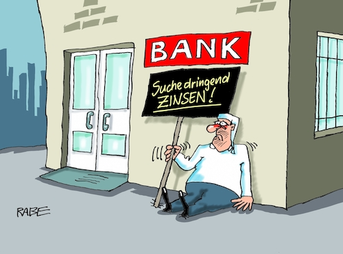 Cartoon: Zinspolitik (medium) by RABE tagged bank,bad,db,deutsche,türme,frankfurt,main,banker,börse,rabe,ralf,böhme,cartoon,karikatur,pressezeichnung,farbcartoon,tagescartoon,streichung,streichkonzert,zinsen,zinspolitik,leitzins,sparer,böres,sparkasse,zentralbank,kredite,finanzminister,bankenrettung,euro,sparkonten,festgelder,bank,bad,db,deutsche,türme,frankfurt,main,banker,börse,rabe,ralf,böhme,cartoon,karikatur,pressezeichnung,farbcartoon,tagescartoon,streichung,streichkonzert,zinsen,zinspolitik,leitzins,sparer,böres,sparkasse,zentralbank,kredite,finanzminister,bankenrettung,euro,sparkonten,festgelder