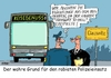 Cartoon: Genussreisen (small) by RABE tagged clausnitz,genussreisen,reisegenuss,flüchtlinge,rabe,ralf,böhme,bus,polizeieinstaz