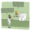Cartoon: Sprachprobleme (small) by Schilling  Blum tagged coffeeshop,starbucks,sprache,missverständnis,englisch