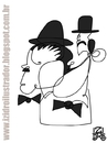 Cartoon: Laurel and Hardy (small) by izidro tagged laurel,hardy