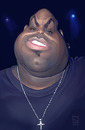 Cartoon: Cee Lo Green (small) by sting-one tagged cee,lo,green