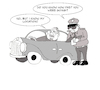 Cartoon: Speed or Location (small) by fonimak tagged heisenberg,uncertainty,principle,speed,location