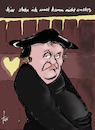 Cartoon: Martin Luther (small) by tiede tagged martin,luther,95,thesen,tiede,tiedemann,cartoon,karikatur