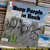 Cartoon: Deep Purple - In Rock (small) by Peps tagged deep,purple,in,rock