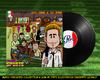 Cartoon: Huey Lewis Parody (small) by Peps tagged backtothefuture,hueylewis,rock,music