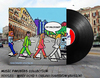 Cartoon: The Beatles Sardinian Version (small) by Peps tagged beatles,abbeyroad,500,newbeatle,street,famous,rock,music