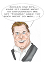 Cartoon: Dieter Bohlen (small) by Thomas Vetter tagged dieter,bohlen