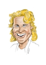Cartoon: Thomas Gottschalk (small) by Thomas Vetter tagged thomas,gottschalk