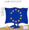Cartoon: Brexit (small) by Ludus tagged brexit,ue