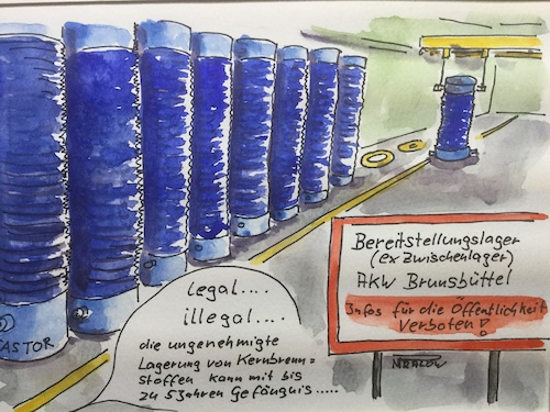 Cartoon: legal   Illegal (medium) by Pralow tagged vattenfall,energiewende,klimaschutz,klimawandel,zwischenlager,akw,brunsbüttel,eeg,brennelementesteuer,norbert,pralow,tagescartoon,karikatur,vattenfall,energiewende,klimaschutz,klimawandel,zwischenlager,akw,brunsbüttel,eeg,brennelementesteuer,norbert,pralow,tagescartoon,karikatur