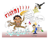 Cartoon: GREECE AND AGREEMENT TO SKOPJE (small) by vasilis dagres tagged greece,germany,european,union,america,skopia