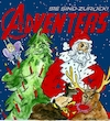 Cartoon: Advent (small) by Jens Natter tagged avengers,comichelden,weihnachtsmann,weihnachten,advent,cartoon,comic,karikatur,satire,marvel,weihnachtscartoons,vorweihnachtszeit
