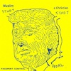 Cartoon: real intention (small) by takeshioekaki tagged trump