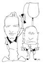 Cartoon: 20!8 (small) by Ardy tagged alexey,navalny,cartoon,vladimir,putin,russland,russia