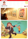 Cartoon: Tribute to mad cartoonexhibition (small) by Nasif Ahmed tagged mad,magazine