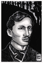 Cartoon: Dr. Jose Rizal (small) by bennaccartoons tagged doctor,rizal,philippines