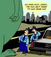 Cartoon: Ärger (small) by Karsten tagged filme,unterhaltung,medien,hollywood,monster,polizei,polizisten,japan,godzilla,tokio
