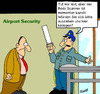 Cartoon: Body Scanner (small) by Karsten tagged sicherheit,gesellschaft,reisen,fliegen,urlaub