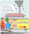 Cartoon: Cloud (small) by Karsten tagged technik,computer,internet,cloud,speicherplatz,datensicherung,leben,alter,jugend,tod,zukunft