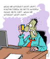 Cartoon: Hotline (small) by Karsten tagged hotlines,kundenservice,technik,internet,provider,verbraucher,kommunikation,wirtschaft,business,gesellschaft,service,deutschland