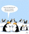 Cartoon: Individualisme (small) by Karsten tagged animaux,individualisme,sante,psychologie,politique,pingouins