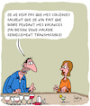 Cartoon: Vacances (small) by Karsten tagged saouler,vacances,hommes,femmes,collegues,tourisme,amour