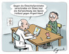 Cartoon: Einschlafprobleme (small) by Egero tagged egero,holland,vs,argentinien,fifa,world,cup,2014
