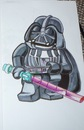 Cartoon: darth vader (small) by kkkkk tagged ich,bin,dein,vatter
