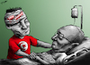 Cartoon: Sorrowful Day for Tunisia (small) by Zachary Borromeo tagged tunisia,tunis,bombing,essebsi,president