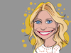 Cartoon: cameron diaz Cartoon (small) by Gamika tagged cartoon,caricature,comics,actress