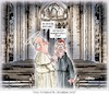 Cartoon: Kirchenaustritte (small) by Ritter-Karikaturen tagged ritter,karikatur