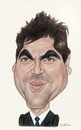Cartoon: Javier Bardem (small) by Gero tagged caricature