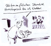 Cartoon: Widder (small) by Bernd Zeller tagged horoskope,sternzeichen,astrologie