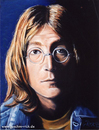 Cartoon: John Lennon - 1968 (small) by Portraits-Karikaturen tagged john lennon musiker the beatles 1968 portrait portraits portraitzeichnung pastellkreide