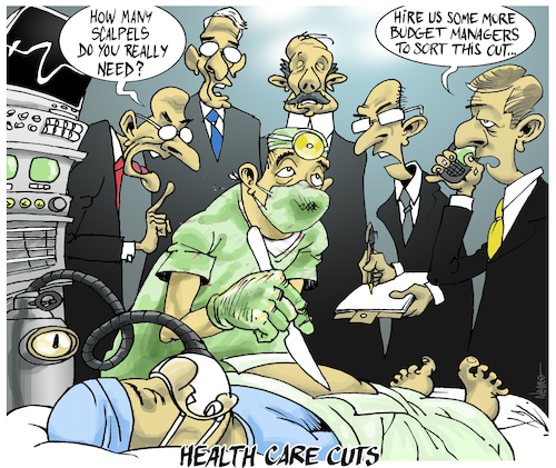 Health Care Cuts