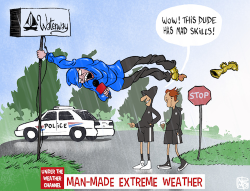 Man-Made Weather
