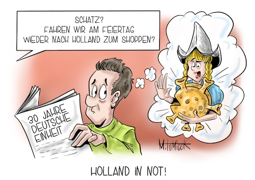 Holland in Not!