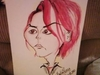 Cartoon: Gerard Way (small) by HA Purvis tagged killjoy,gerard,way,mcr,mychemicalromance