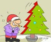 Cartoon: actual celebration (small) by yasar kemal turan tagged actual celebration