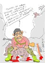 Cartoon: av (small) by yasar kemal turan tagged av