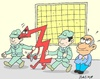 Cartoon: suspect (small) by yasar kemal turan tagged suspect,bankruptcy,economy,indicator,money
