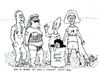 Cartoon: Royalty free image (small) by Jani The Rock tagged royalty,free,image,freaks,weirdos,pinhead,finland